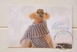 Rosamine Postkarte Gute Besserung