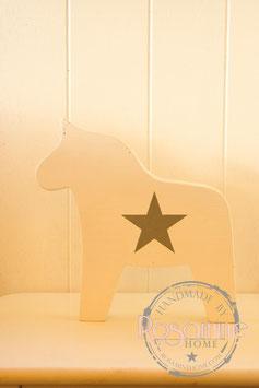 Rosamine Schwedenpferd big star