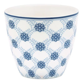 GreenGate Milchtasse, Lolly blue