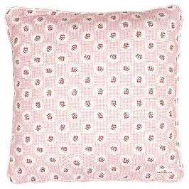 GreenGate Kissen, Tammie pale pink 40x40