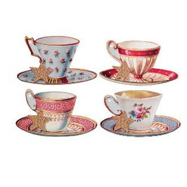 Tilda Anhänger, Teetässchen