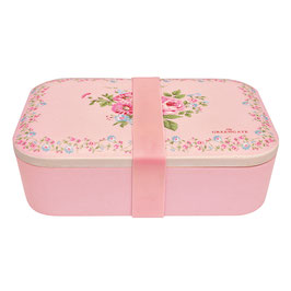 GreenGate Lunch Box, Marley pale pink