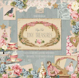 Tilda Papierset Tiny Treasures
