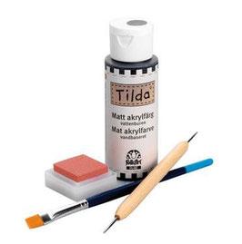 Tilda Set Puppenmalfarbe