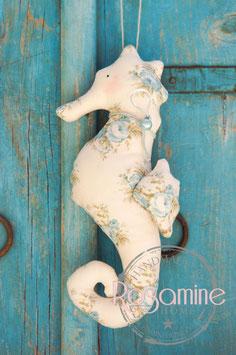 Rosamine Seepferdchen, romantic