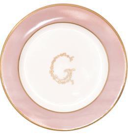 GreenGate Teller, G pale pink
