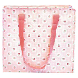 GreenGate Aufbewahrungstasche, Tammie pale pink, klein