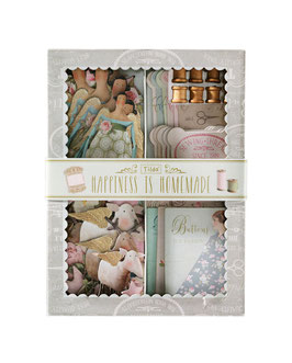 Tilda Decor Set - Happiness is homemade