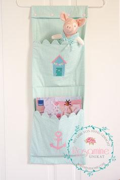 Rosamine Wandtaschen, Stickliebe