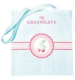 GreenGate Tasche, Cherry Pale Blue