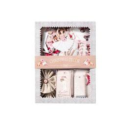 Tilda Decor Set - Sweet Christmas