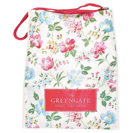 GreenGate Tasche, Donna white big