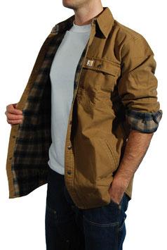 CARHARTT Camicia con rivestimento in Flanella