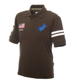 OLD SORREL Polo Uomo Big Pony