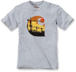 CARHARTT Carhartt Maddock Branded C Short Sleeve T-shirt