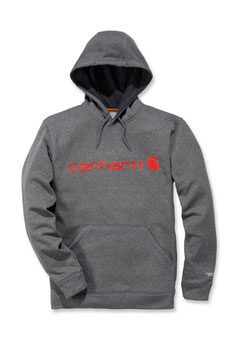 CARHARTT Felpa termica  FORCE EXTREMES® SIGNATURE GRAPHIC HOODED SWEAT NEW 10231
