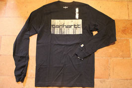 CARHARTT Graphic Wood T-Shirt Manica Lunga