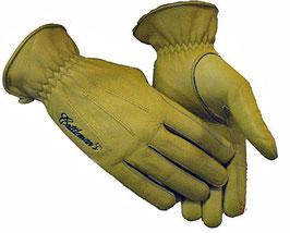 CATTELMAN'S guanti Caldi in pelle rivestiti in pile
