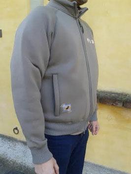OLD SORREL Felpa termica Thermo Tec Floxi JKT uomo senza cappuccio