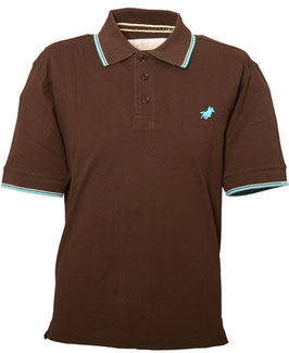 OLD SORREL Polo Uomo Essential