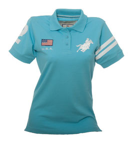 OLD SORREL Polo Donna Big Pony
