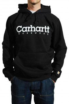CARHARTT Felpa Logo con Cappuccio
