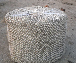 Rete per fieno alta qualità per rotoballa maglia 5 cm