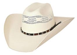 CAPPELLO WESTERN BULLHIDE 20X Straw Hat #2803