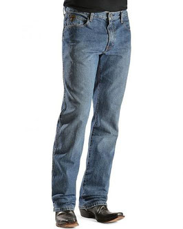 Ariat Jeans - Heritage Medium Stonewash Relaxed Fit