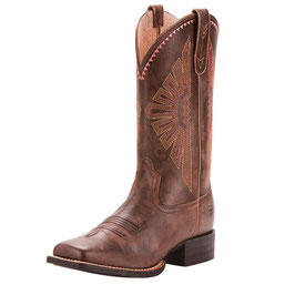 Stivali western Ariat  Round Up Rio # 10025038