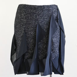 John Galliano Archive SKIRT BLACK 40size