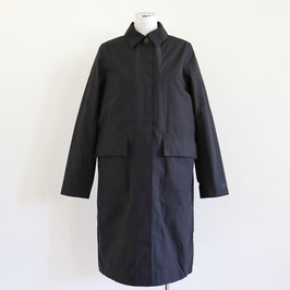 NORSE PROJECTS AUTUMN WINTER 2020-21 THORFRID GORETEX COAT BLACK