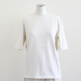 NORSE PROJECTS SPRING SUMMER 2021 GINNY HEAVY JERSEY KIT WHITE