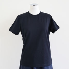 NORSE PROJECTS SPRING SUMMER 2021 GRO STANDARD COTTON SS BLACK