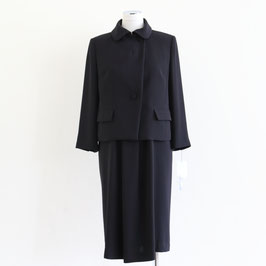 SETAICHIRO JACKET ( J11 ) + DRESS ( D13 ) BLACK