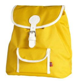Retro Kinder-Rucksack - gelb