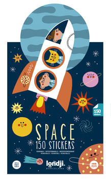 """Sticker-Poster """"Space"""""""