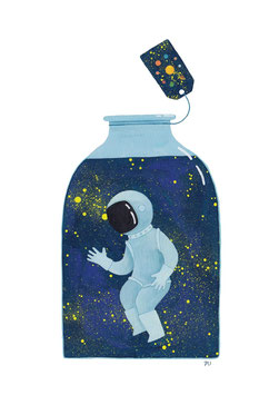 Space in the Jar