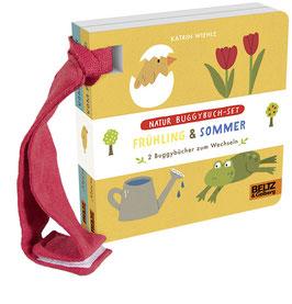 Frühling&Sommer Buggybuch-Set