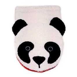 Waschlappen Panda