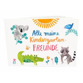 Kindergarten-Freundebuch