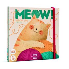 Meow! Stapelspiel
