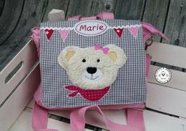 """❤️  Kindergartentasche/-rucksack """"Bär"""""""