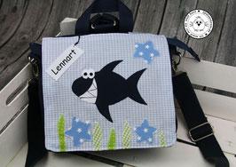 """❤️ Kindergartentasche/-rucksack """"Hai"""""""