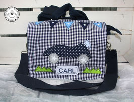 """❤️ Kindergartentasche/-rucksack """"Auto"""" Modell 1"""
