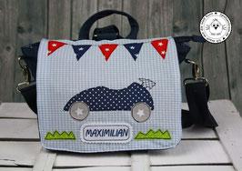 """❤️ Kindergartentasche/-rucksack """"Auto"""" Modell 2"""