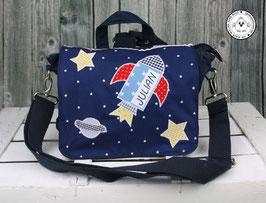 """❤️  Kindergartentasche/-rucksack """"Weltall"""""""