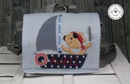 """❤️ Kindergartentasche/-rucksack """"Große Fahrt"""""""