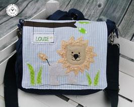 """❤️  Kindergartentasche/-rucksack """"Löwe"""""""