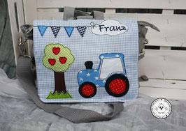 """Kindergartentasche/-rucksack """"Traktor"""""""